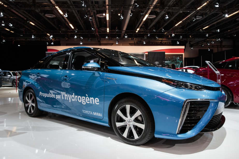 toyota mirai hydrog ne plus qu 39 une exp rience scientifique. Black Bedroom Furniture Sets. Home Design Ideas