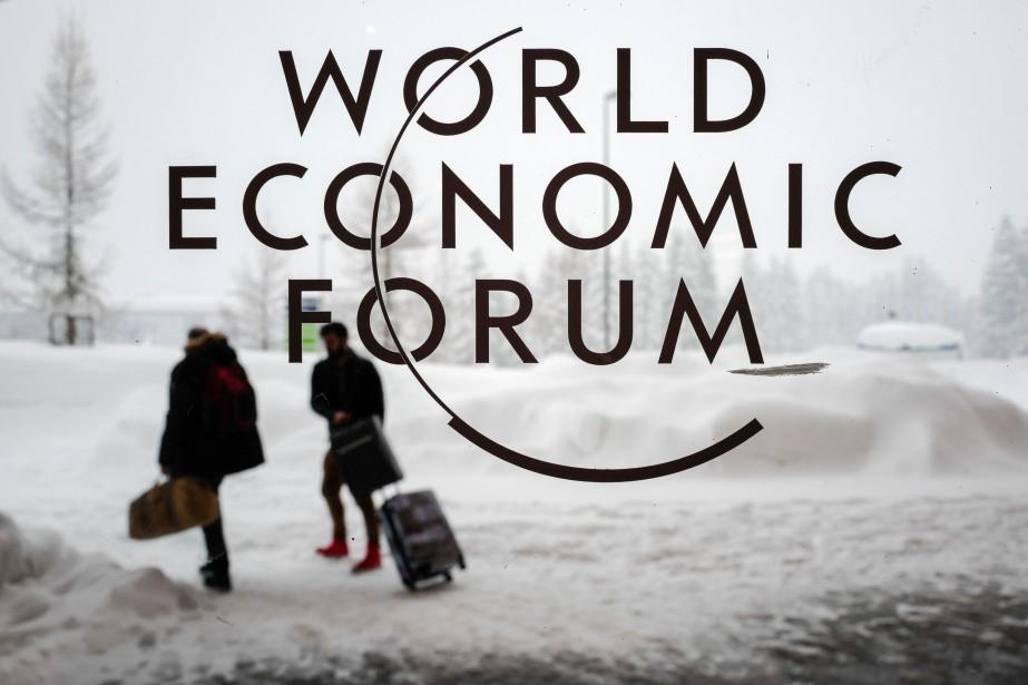 Le Forum économique mondial de Davos prétend, possiblement... (AFP)
