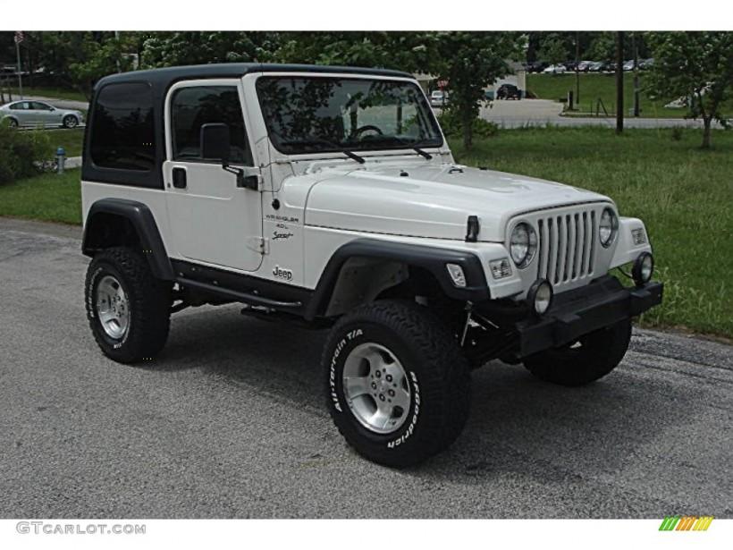 Sa pire voiture : un Jeep Wrangler | 22 janvier 2018