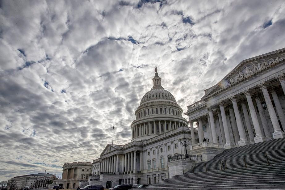 Le Produit intérieur brut (PIB) américain a progressé... (PHOTO J. SCOTT APPLEWHITE, ARCHIVES ASSOCIATED PRESS)