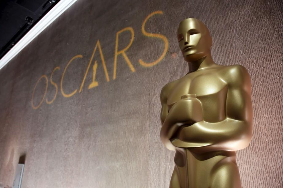 La cérémonie des Oscars aura lieu le 4... (ARCHIVES AP)