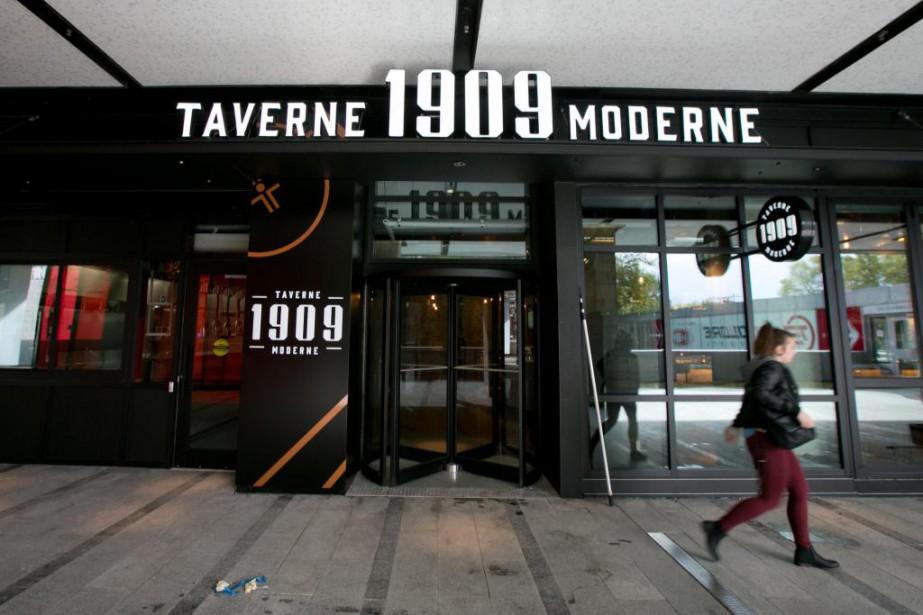 L'organisation du Canadien de Montréal est copropriétaire du... (PHOTO CATHERINE LEFEBVRE, ARCHIVES LA PRESSE)