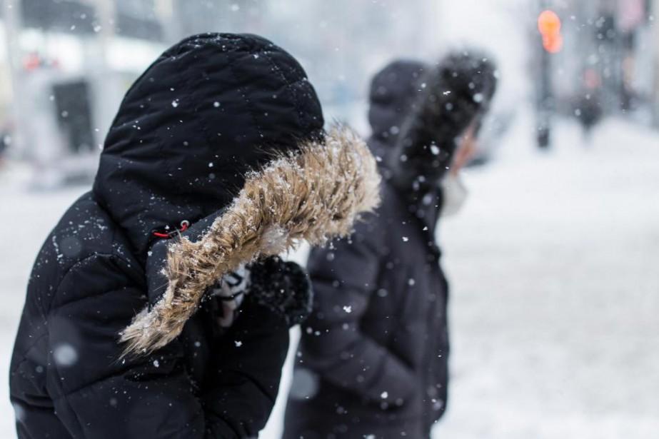 La grande région de Montréal doit recevoir entre... (PHOTO EDOUARD PLANTE-FRÉCHETTE, ARCHIVES LA PRESSE)