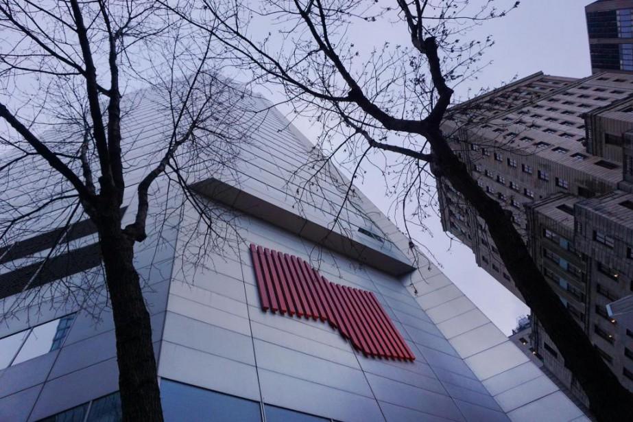 La Banque Nationale met en vente son siège... (Photo Martin Chamberland, Archives La Presse)