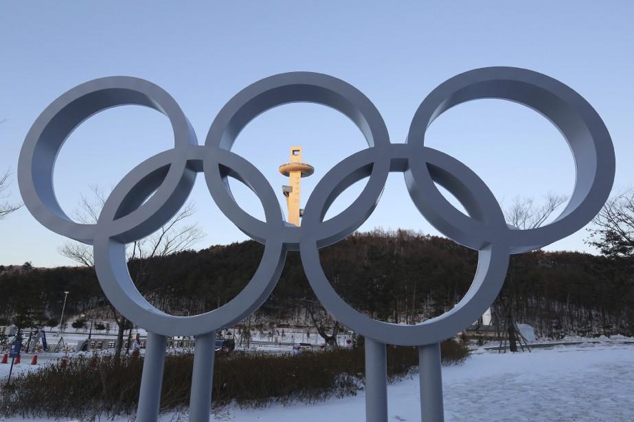 Les JO de Pyeongchang (9-25 février), en Corée... (AP)