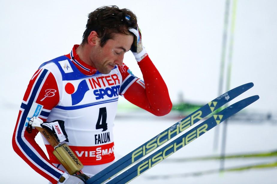 Le fondeur norvégien Petter Northug... (Photo Kai Pfaffenbach, archives Reuters)