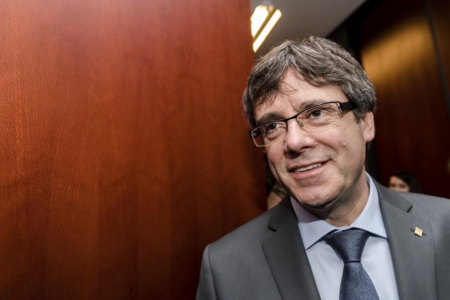 Carles Puigdemont... (AP)