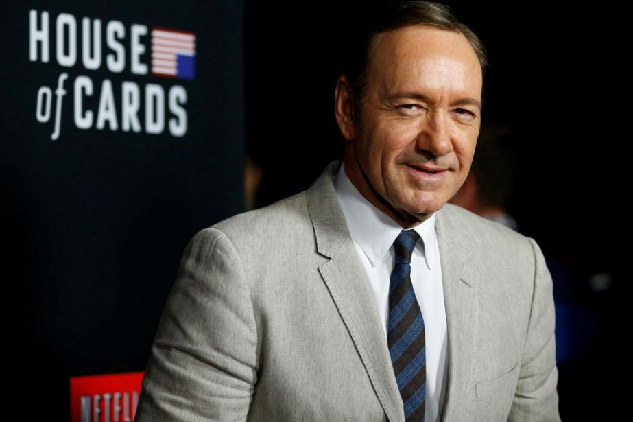 KevinSpacey... (Photo MarioAnzuoni, archives Reuters)