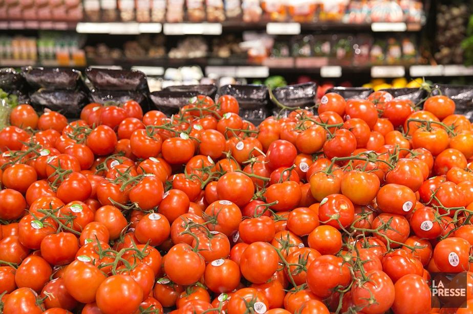 Les consommateurs ont déboursé 2% de plus pour... (PHOTO FRANÇOIS ROY, ARCHIVES LA PRESSE)