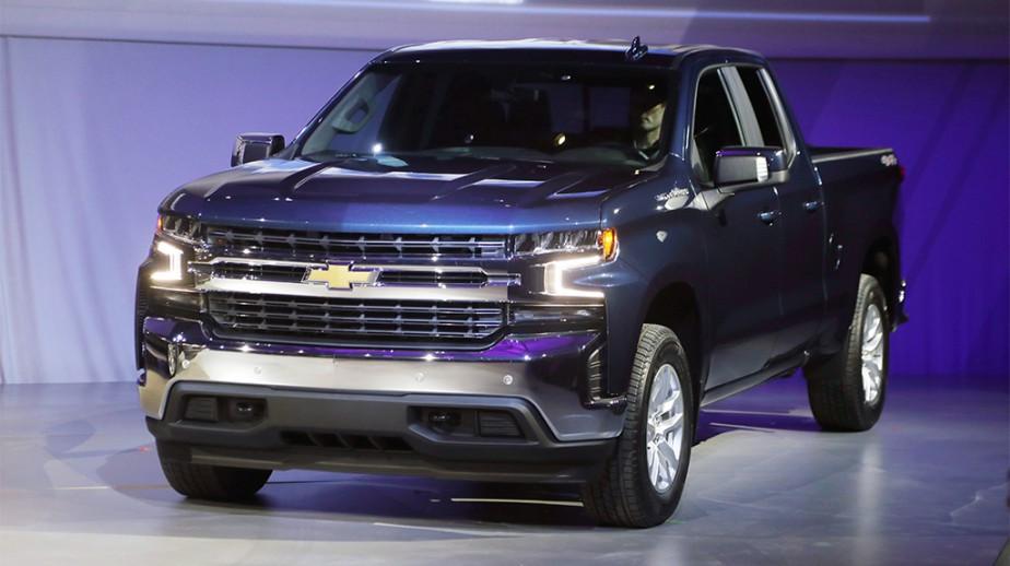 Le Chevrolet Silverado High Country | 26 janvier 2018