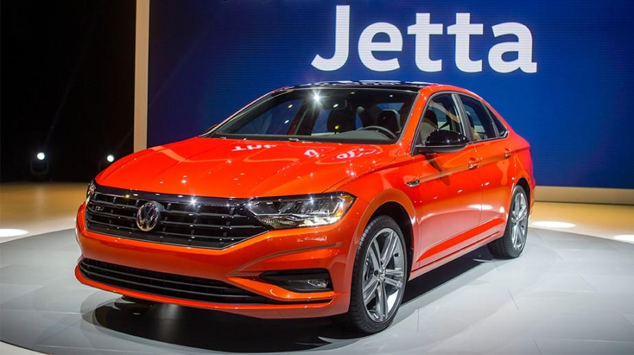 La Volkswagen Jetta | 26 janvier 2018