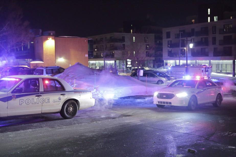 Le 29 janvier 2017, un tireur avait fait... (PHOTO Francis Vachon, ARCHIVES LA PRESSE CANADIENNE)