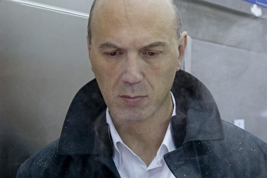 Le dernier homme, long métrage du cinéaste franco-libanais... (Photo fournie par la Cinémathèque québécoise)