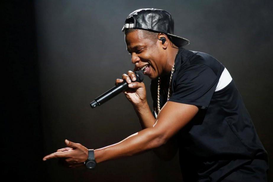 Le rappeurJay-Z a été sélectionné dans huit catégories,... (photoBenoit Tessier, archives reuters)