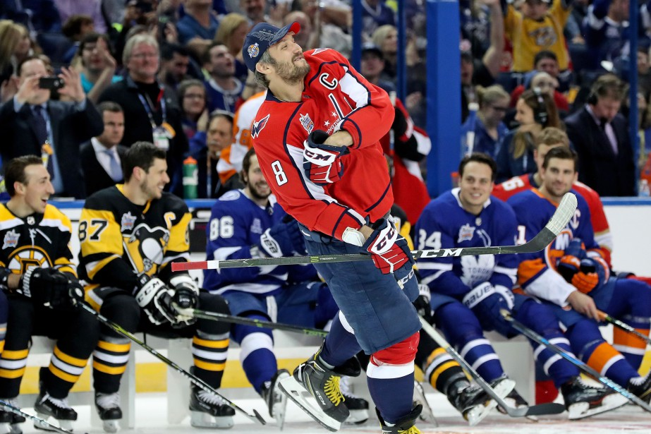 Alexander Ovechkin... (USA TODAY Sports)