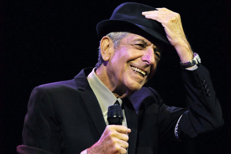 Leonard Cohen... (PHOTO ARCHIVES ASSOCIATED PRESS)