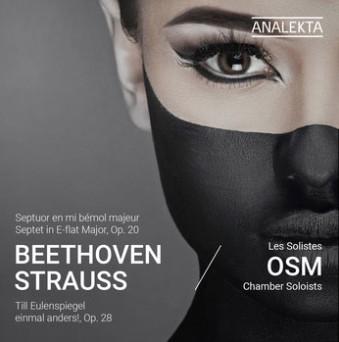 Beethoven Strauss... (IMAGE FOURNIE PAR ANALEKTA)