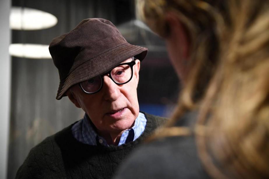 Le réalisateur Woody Allen... (PhotoDimitrios Kambouris, archives Getty Images/Agence France-Presse)