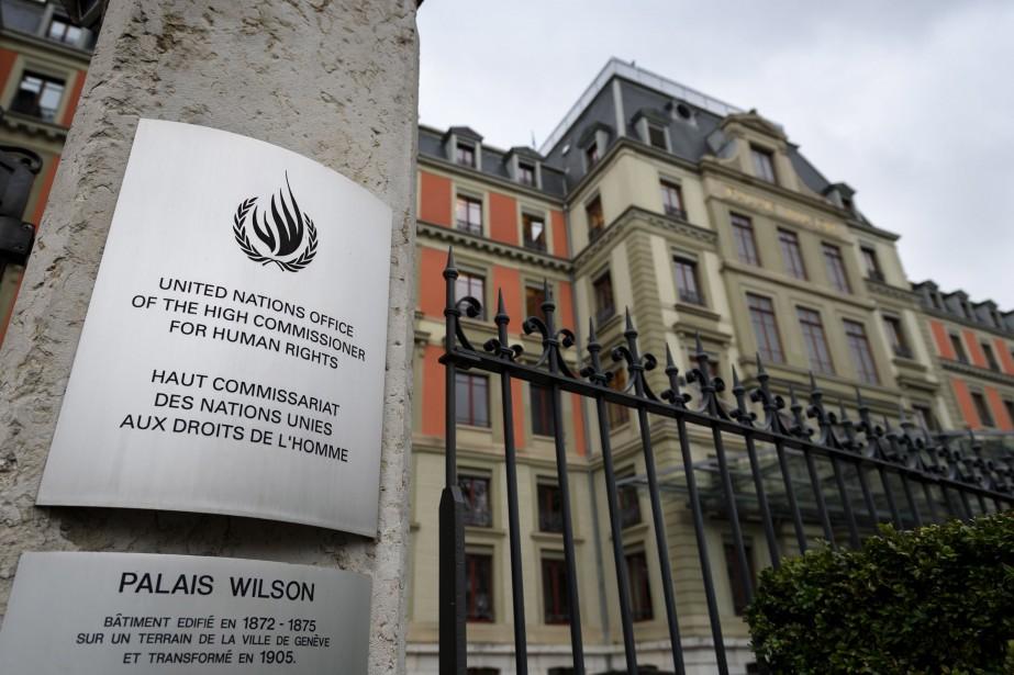 Le porte-parole du Conseil des droits de l'homme... (PHOTO ARCHIVES AFP)