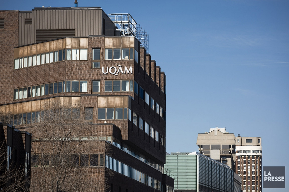 """«Les universités que le gouvernement affirme """"privées"""" recevront... (Olivier Pontbriand, archives La Presse)"""
