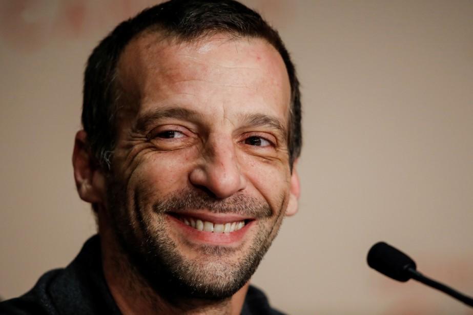 Le réalisateur et comédien français Mathieu Kassovitz préside... (PHOTO ARCHIVES AFP)