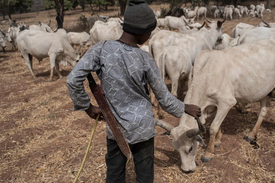Le conflit séculaire pour l'appropriation des terres est... (ARCHIVES AFP)