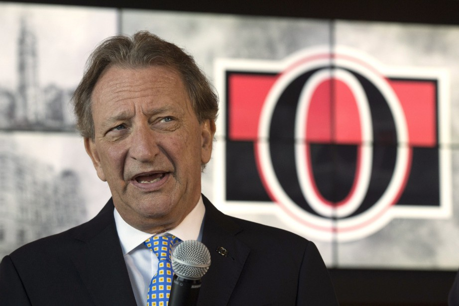 Eugene Melnyk... (PHOTO PC)