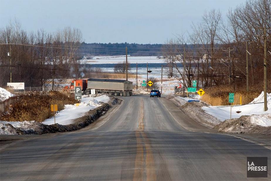 L'administration portuaire de Montréal dévoile ce matin son... (ROBERT SKINNER, LA PRESSE)