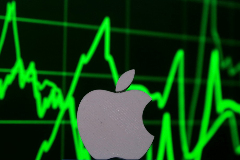 Le titre d'Apple a été chahuté en Bourse... (REUTERS)