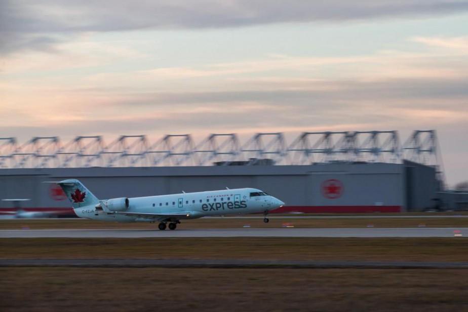 Air Canada, qui détient le monopole de plusieurs... (Photo Hugo-Sébastien Aubert, Archives La Presse)