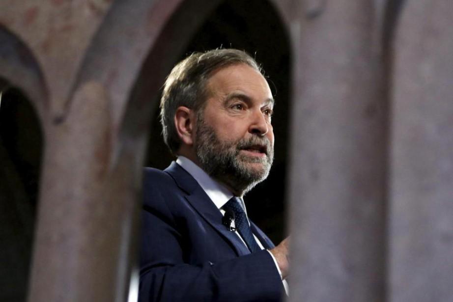 Thomas Mulcair, député d'Outremont et ancien chef du... (Photo Patrick Doyle, archives Reuters)