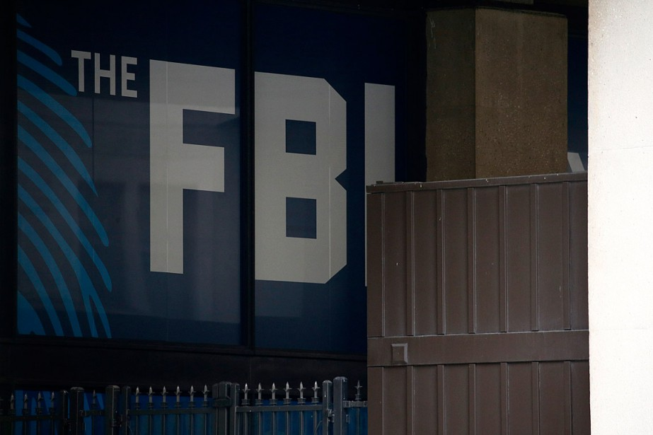 L'édifice du Federal Bureau of Investigations (FBI) à... (PHOTO JIM BOURG, ARCHIVES REUTERS)