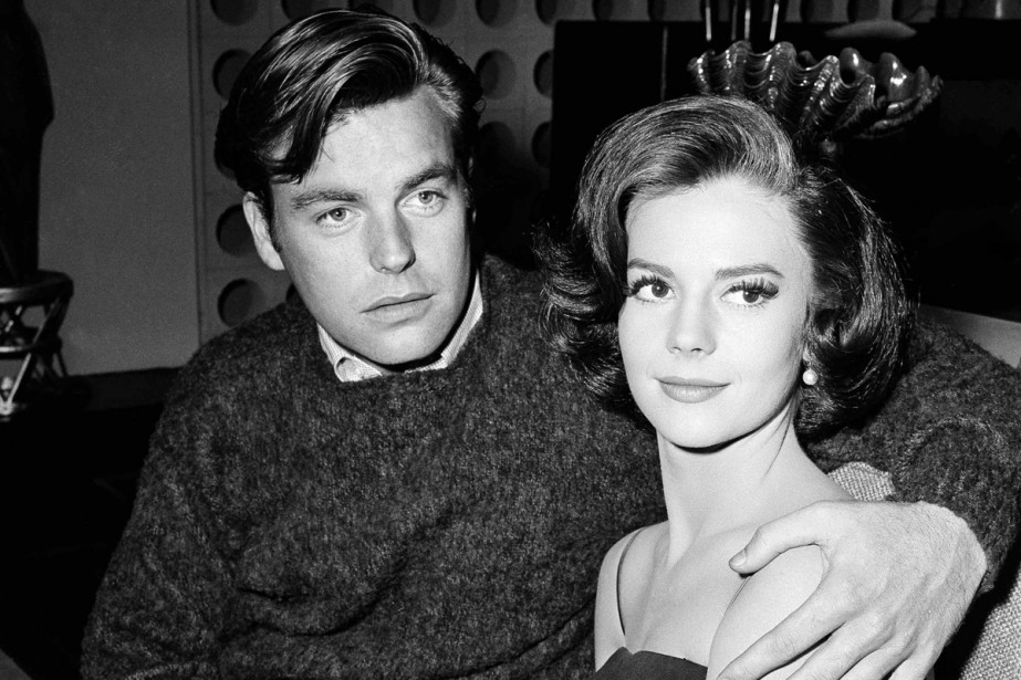 Robert Wagner et Natalie Wood en 1959.... (Photo archives AP)
