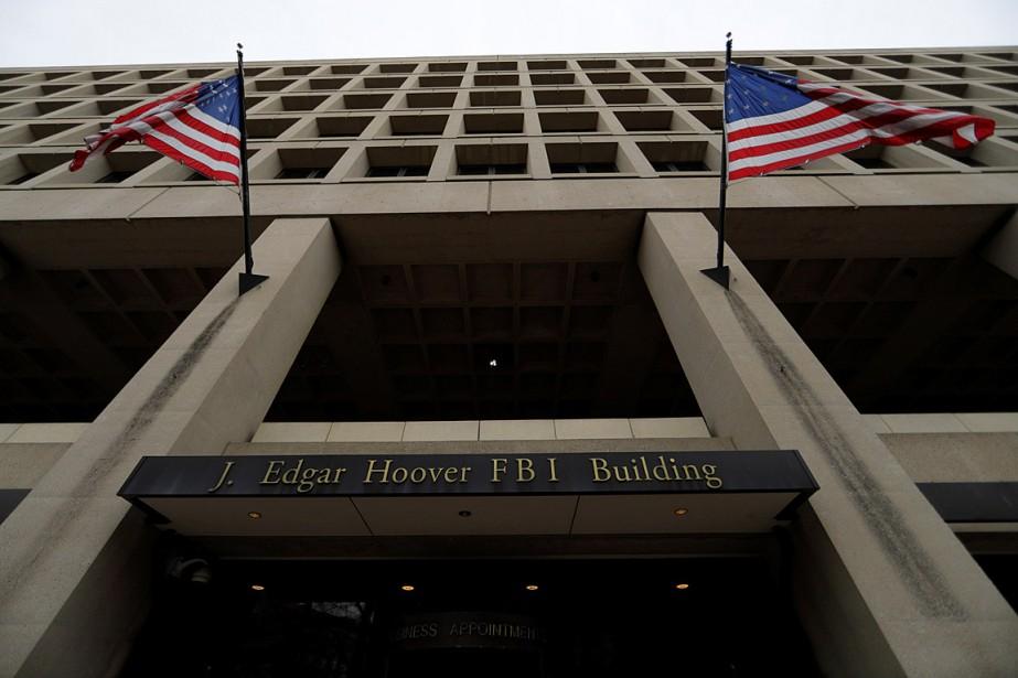 Les bureaux du Federal Bureau of Investigation (FBI)... (PHOTO JIM BOURG, REUTERS)