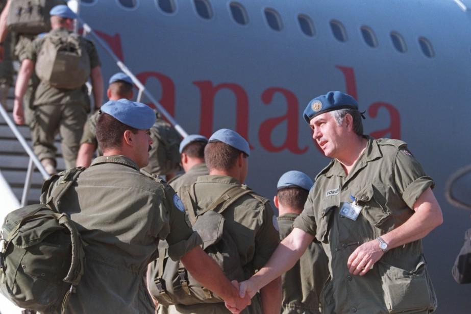 Les dernières données de l'ONU indiquent que le... (Photo archives La Presse canadienne)