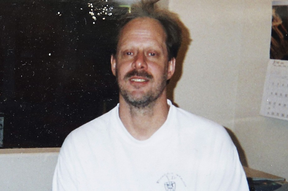 Le tireur de Las Vegas, Stephen Paddock, avait... (Photo archives AP)