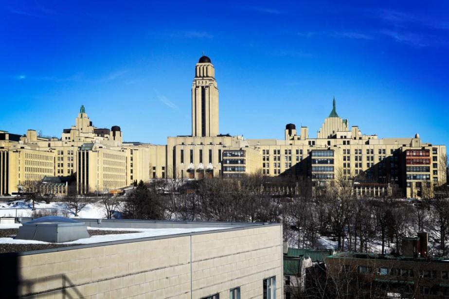 L'Université de Montréal reconnaît avoir toléré, faute de... (Photo Bernard Brault, Archives La Presse)