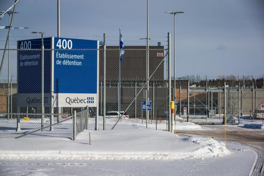 L'établissement de détention de Sorel-Tracy, construit en PPP,... (Photo Olivier PontBriand, La Presse)
