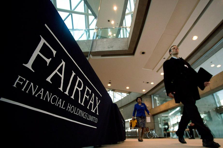 En vertu de la transaction, Fairfax mettra la... (PHOTO NATHAN DENETTE, ARCHIVES LA PRESSE CANADIENNE)