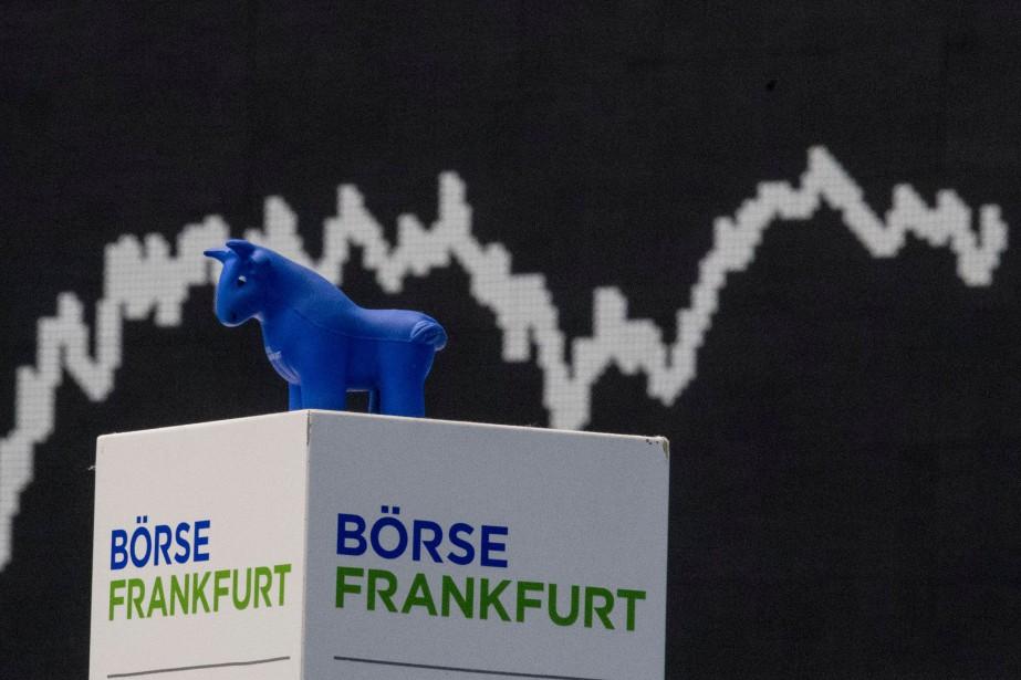 À l'ouverture en Europe, la baisse ne laissait... (AFP)