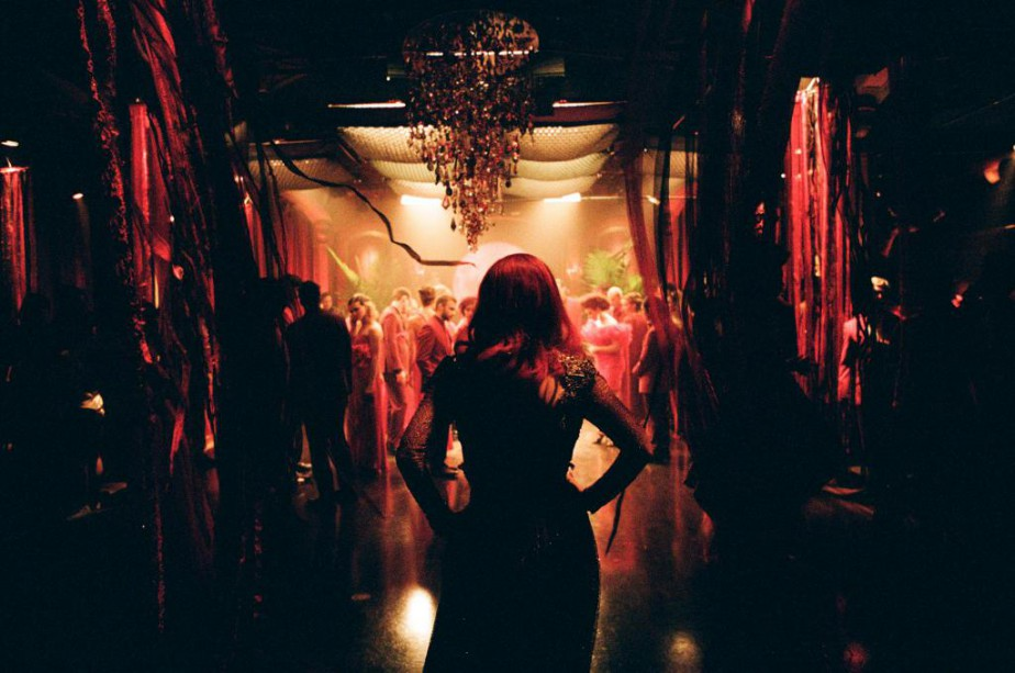 JessicaChastain ne sera pas de la version finale... (Photo Shayne Laverdière, fournie par Les Films Séville)
