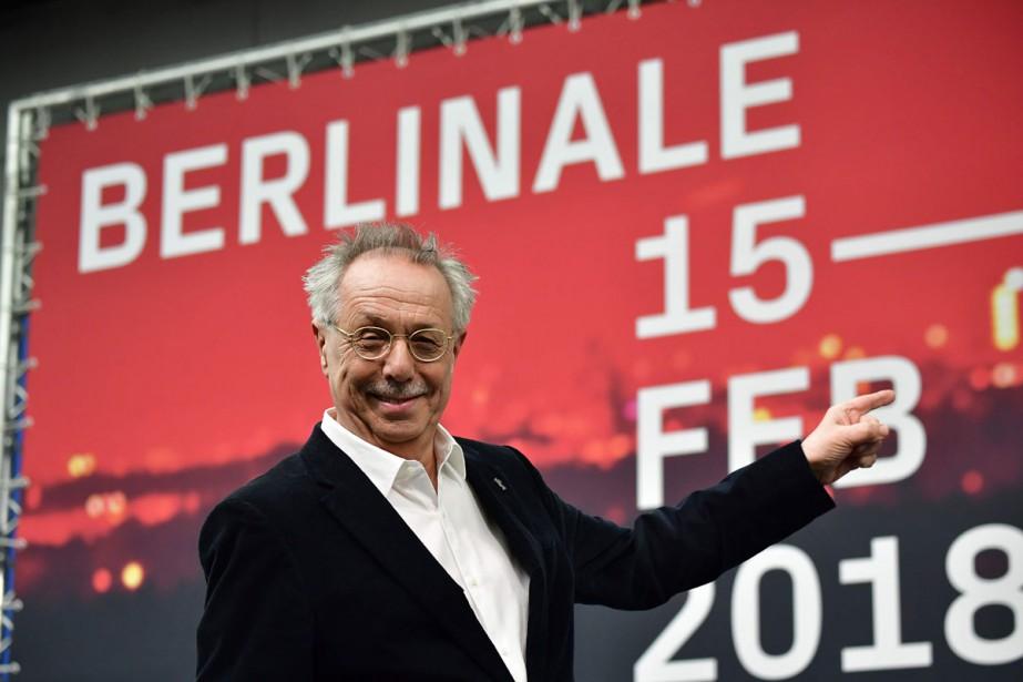 Le directeur de la Berlinale, Dieter Kosslick, a... (Photo AFP)