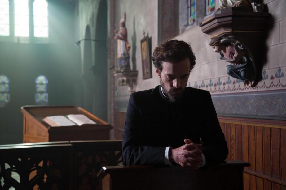 Romain Duris dans La confession, de Nicolas Boukhrief... (PHOTO FOURNIE PAR MK2 | MILE END)