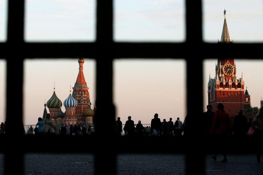 Lundi, la diplomatie russe a indiqué dans un... (PHOTO ARCHIVES REUTERS)