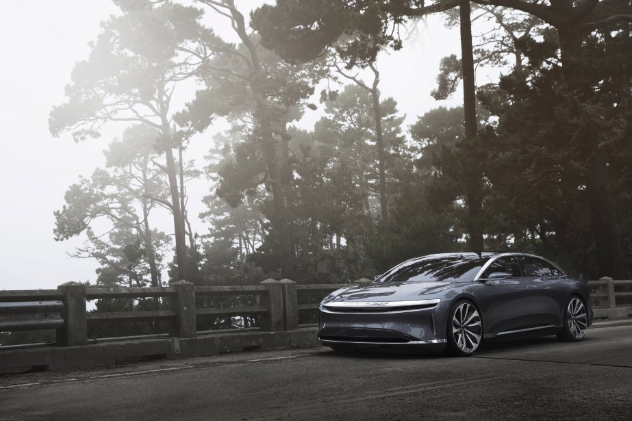 Lucid Air (Photo : Lucid Motors)