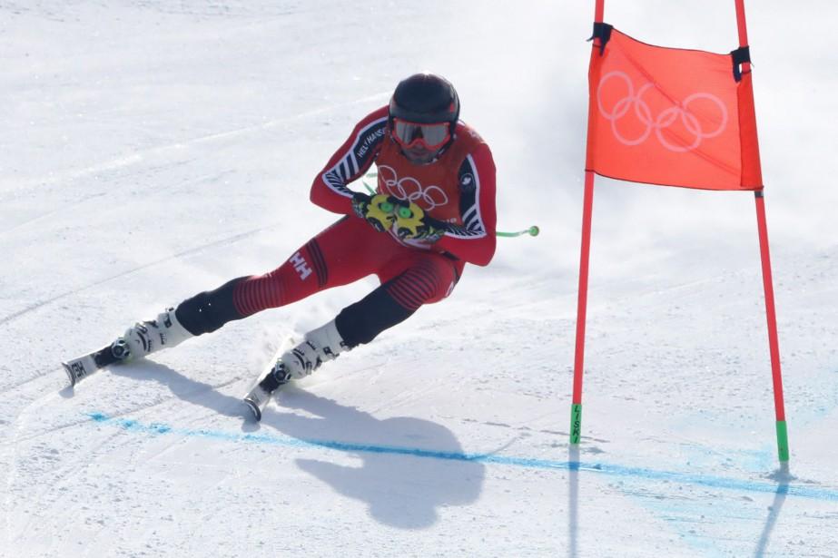 Le Canadien Manuel Osborne-Paradis, en tête à l'issue... (Photo Stefano Rellandini, Reuters)