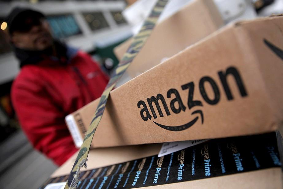 Amazon travaille en secret depuis plusieurs mois à... (PHOTO MIKE SEGAR, ARCHIVES REUTERS)
