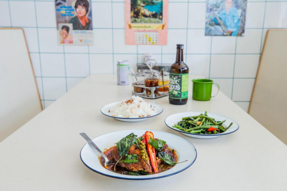 Montréal compte plusieurs tables thaïlandaises parmi ses nombreux... (Photo Edouard Plante-Fréchette, La Presse)