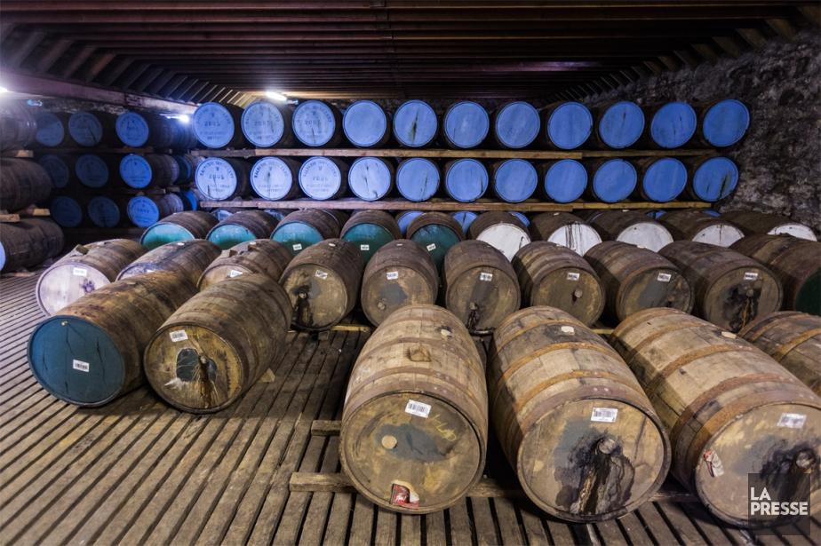 Avec un taux d'alcool de plus de 40%,... (Photo Edouard Plante-Fréchette, Archives La Presse)