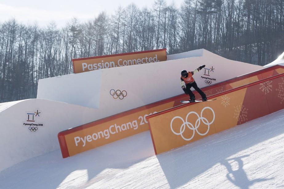 Laurie Blouin... (Photo La Presse canadienne)